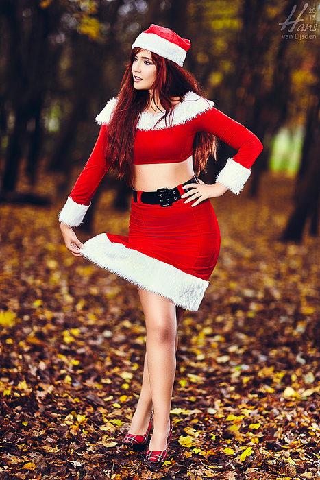 The Christmas Lady (HvE-20151107-0072)