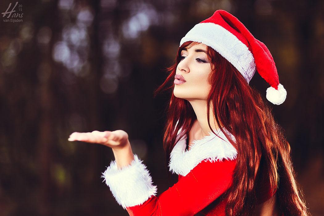 The Christmas Lady (HvE-20151107-0104)