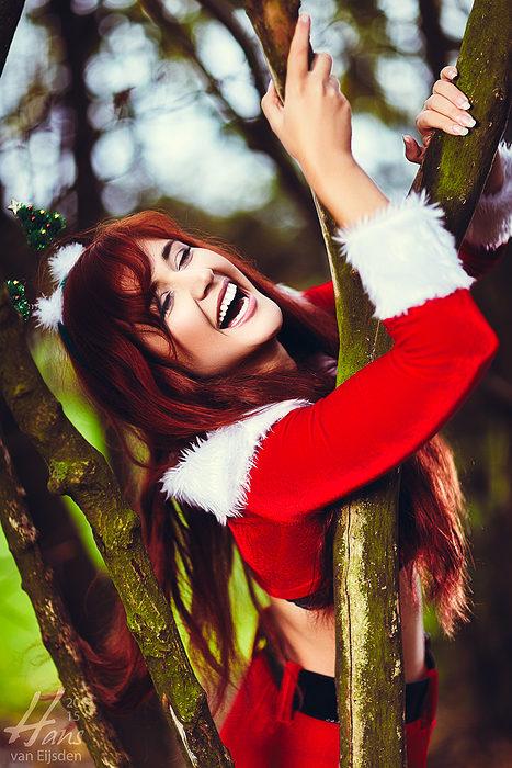 The Christmas Lady (HvE-20151107-0205)
