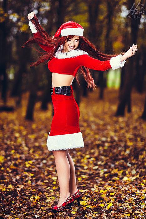 The Christmas Lady (HvE-20151107-0060)
