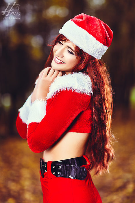 The Christmas Lady (HvE-20151107-0089)