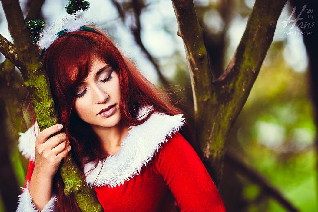 The Christmas Lady (HvE-20151107-0177)