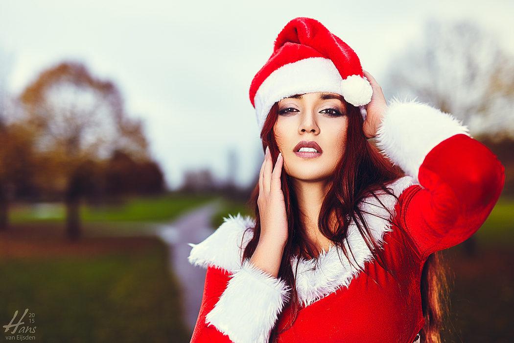 The Christmas Lady (HvE-20151107-0243)