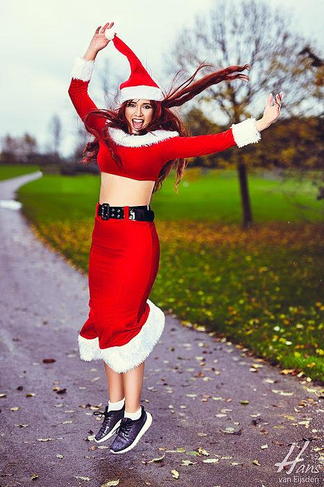 The Christmas Lady (HvE-20151107-0257)