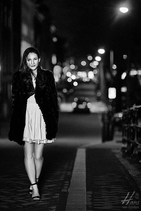 Sera on the Streets of Amsterdam (HvE-20151218-0425-2)