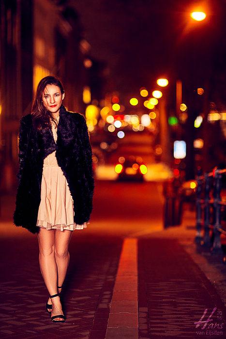 Sera on the Streets of Amsterdam (HvE-20151218-0425)