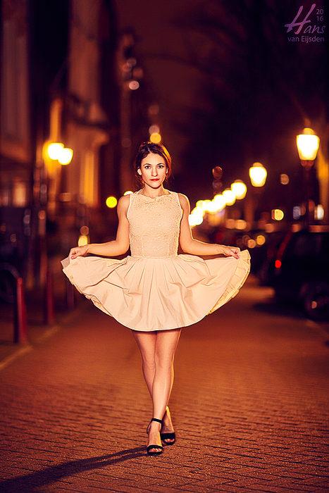Sera on the Streets of Amsterdam (HvE-20151218-0435)
